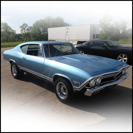 1968 Chevelle SS 396