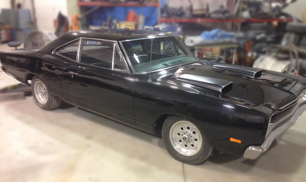 1969 Super Bee Black