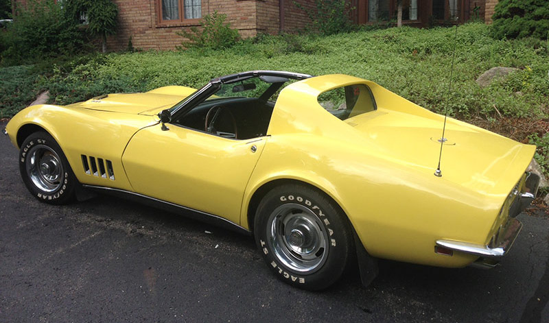 1968 Corvette Tri-Power