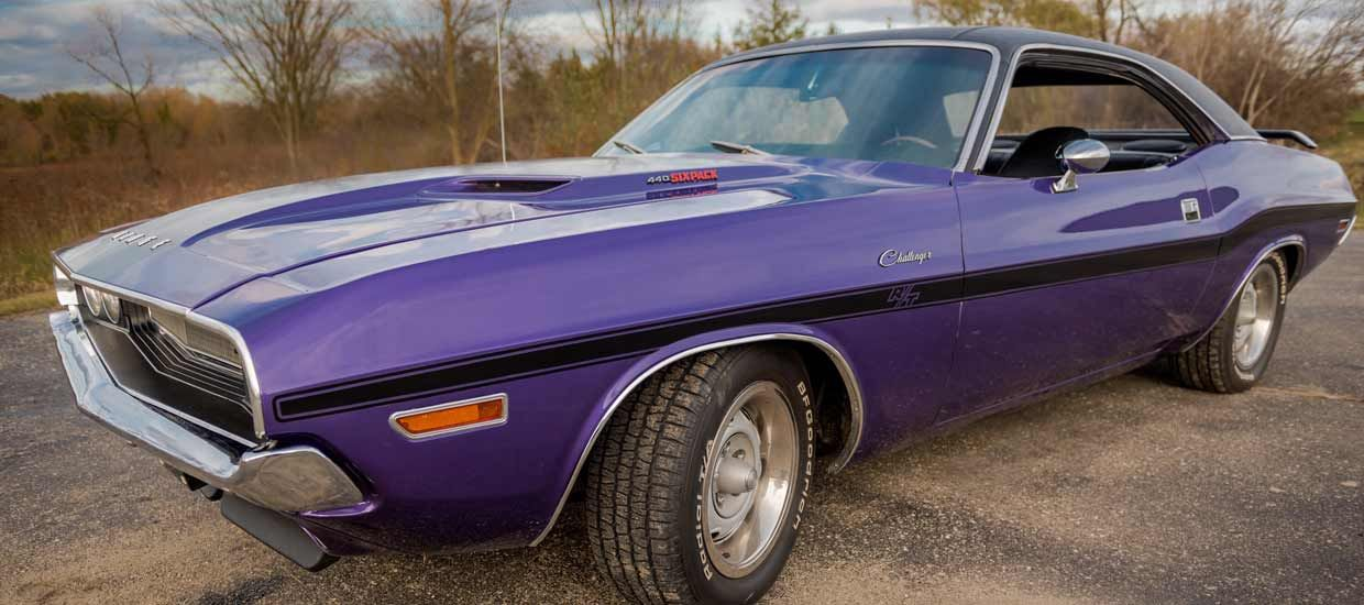 1970 Challenger RT V Code Six Pack