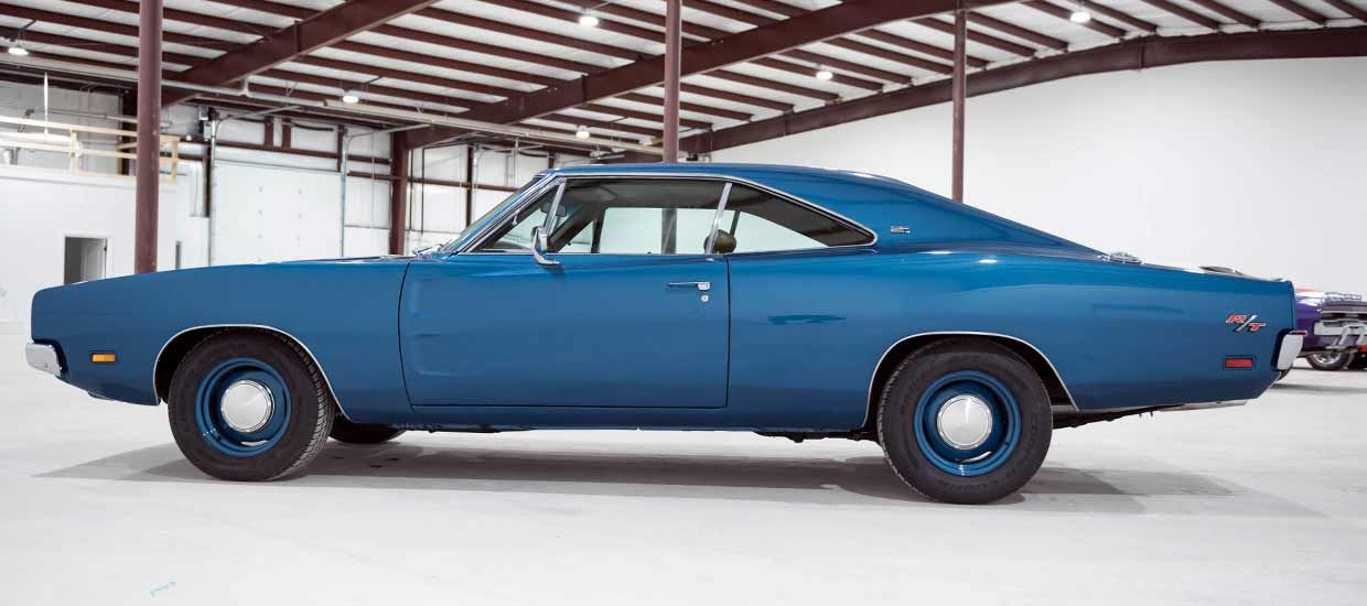 1969 Charger Rt/SE 440 L Code